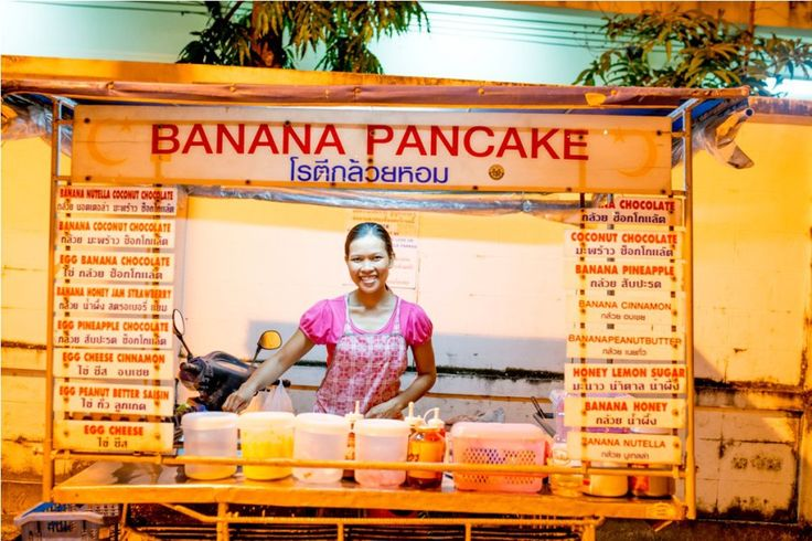 Banana Pancake Lady !  Sabrina Rubini Photography