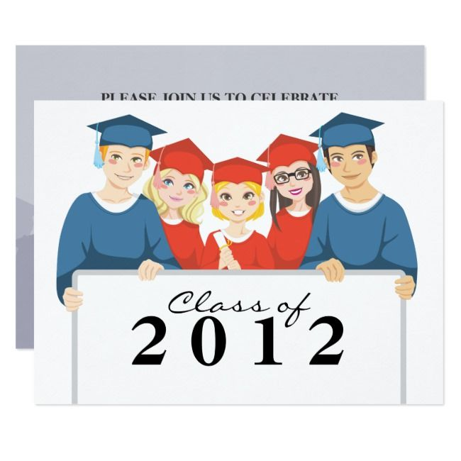 Graduation Day Invitation Zazzle Com Graduation Day Invitations Graduation