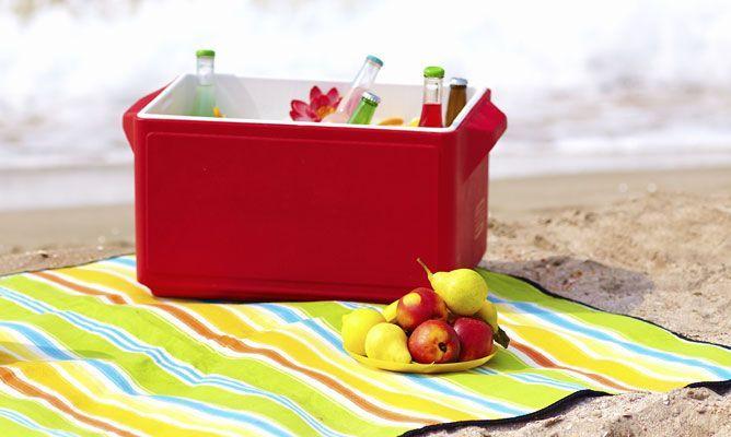 Comida para llevar a la playa, recetas fáciles