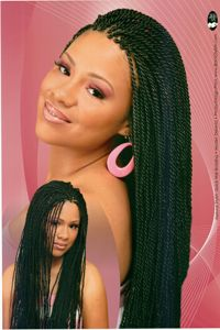 africa american hair twist - Google Search