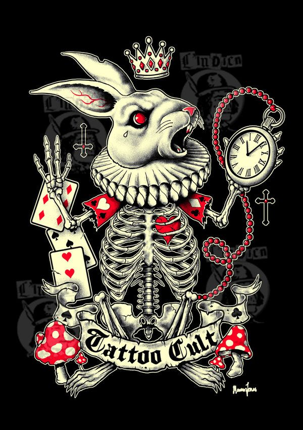 Tattoo Cult 9. by ScreamingDemons.deviantart.com on @deviantART