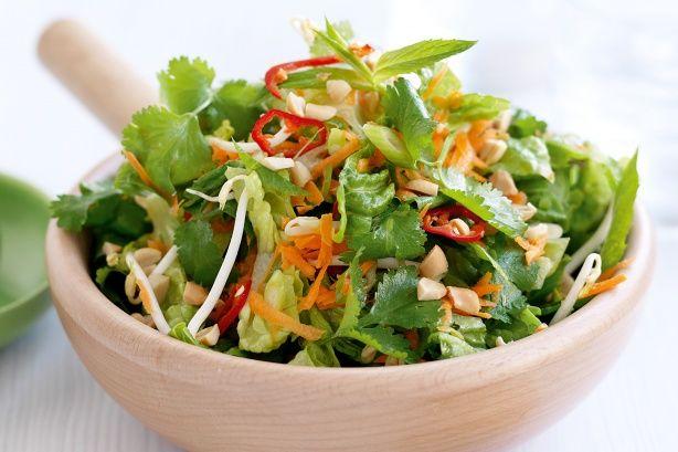 Asian-style chopped salad main image