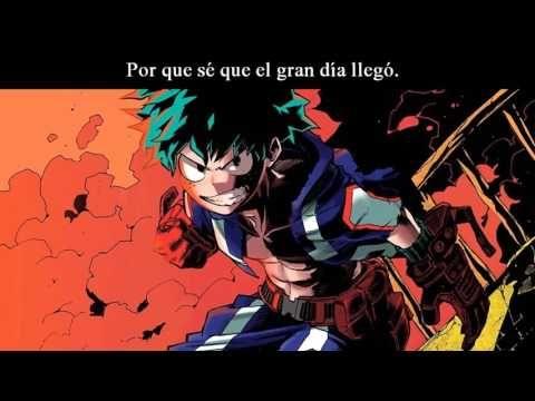 """Boku no Hero Academia OP """"The Day"""" (Cover Español)"""