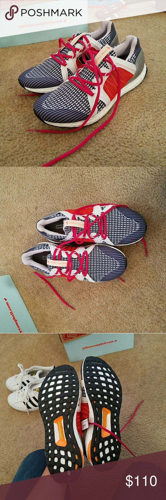 Stella MacCartney Adidas Ultra Boost New with tag, never worn Adidas by Stella McCartney Shoes Athletic Shoes