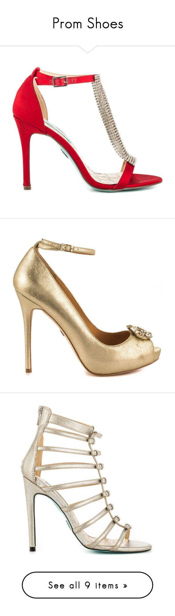 Red High Heel Stilettos Shoes