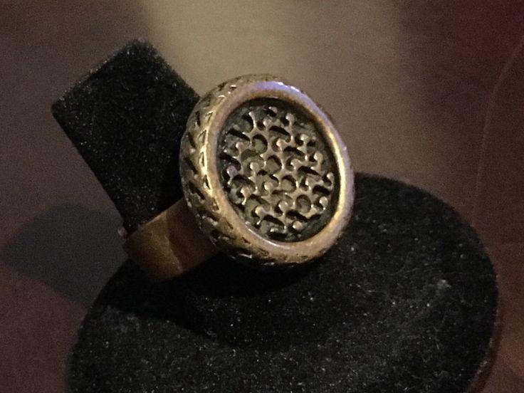 Pentti Sarpaneva Finland bronzen modernistische golven Ring - Vintage Finse Brutalist Scandinavische Turun Hopea door AnewAgain op Etsy https://www.etsy.com/nl/listing/292710863/pentti-sarpaneva-finland-bronzen