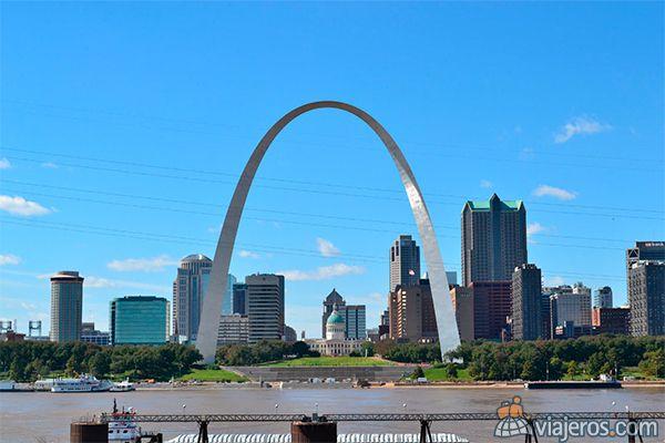 St. Louis, Estados Unidos, destacada del concurso de fotos de mayo. Foto del viajero miyin2. Mira más fotos ganadoras en www.viajeros.com