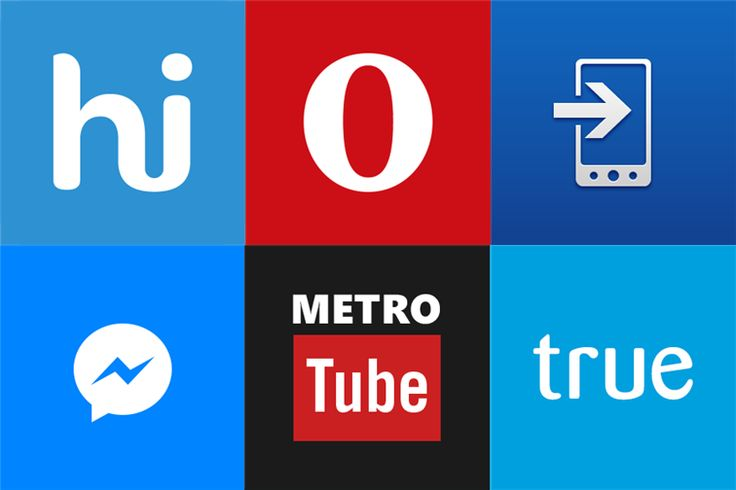Hike Messenger, Opera Mini Beta, Truecaller, Metrotube, Transfer my Data and FB Messenger for Windows Phone get updates