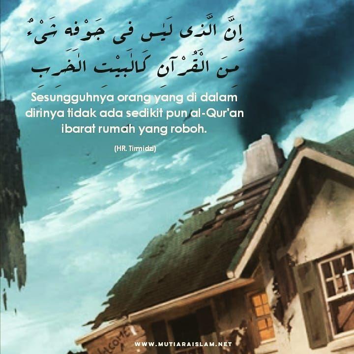 Bagai Rumah Yang Roboh Islam Mutiara Agama