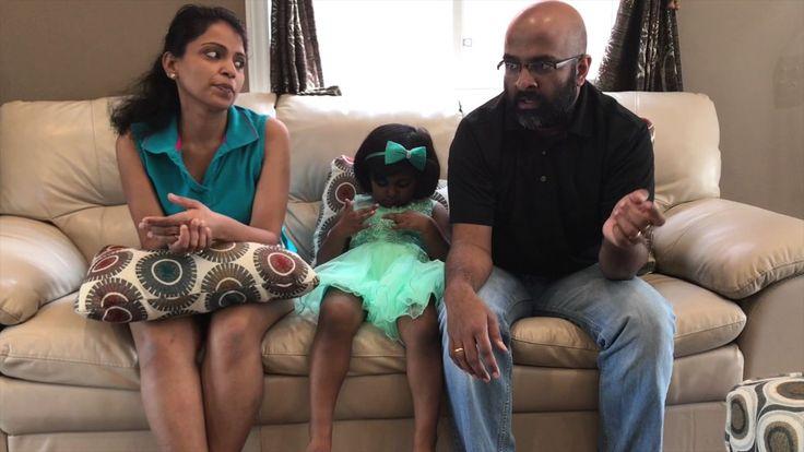 Meet Rishab And Anupama!