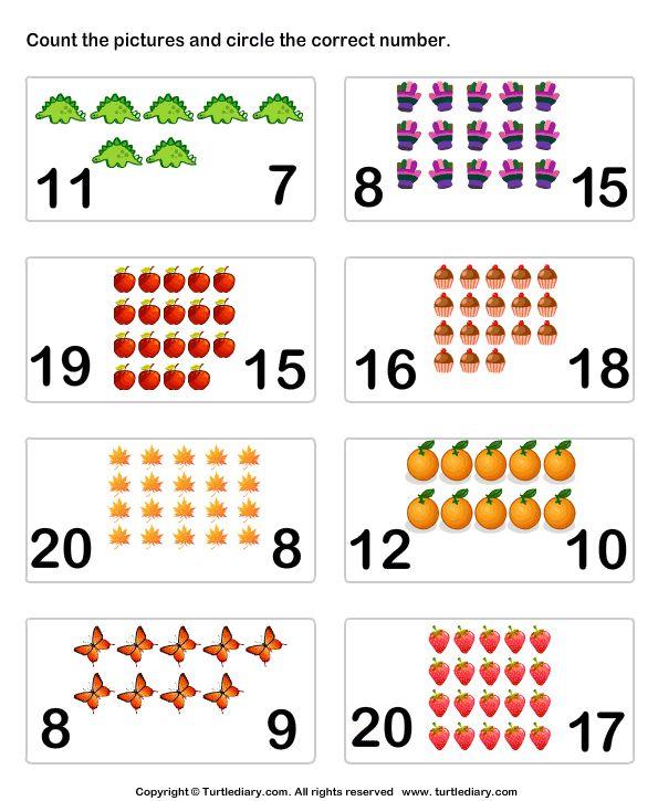 1000 Images About Groep 1 2 Rekenen Getallen On