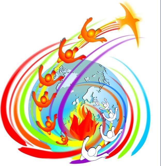 """""""Senza lo Spirito Santo però, non c'è santità; le potenze dei cieli infatti non sono sante per natura, altrimenti non differirebbero dallo Spirito Santo; hanno ricevuto dallo Spirito la misura della propria santità, ognuna secondo il suo ordine..."""". (San Basilio)"""