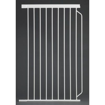 """Carlson Pet Gate Extension for 0941PW Extra Tall Pet Gate Size: 41"""" H x 24"""" W"""
