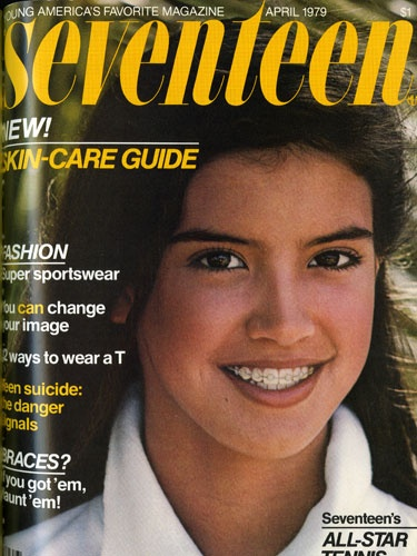 Writing a formal business letter to seventeen magazine?