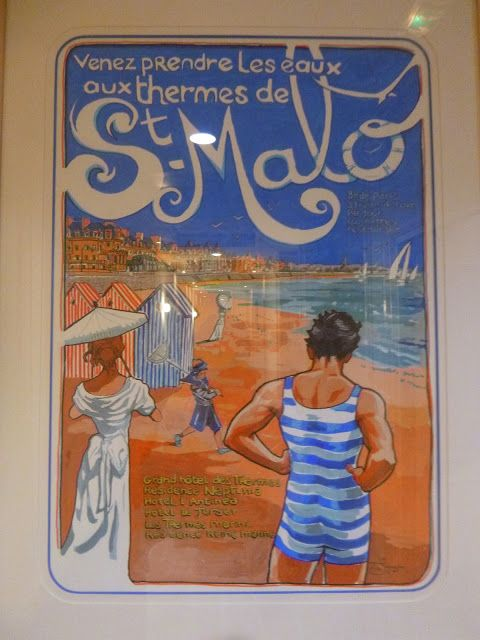 Week-end Thalasso à Saint-Malo - Carnet d'escapades....réépinglé par Maurie Daboux .•*`*•. ❥