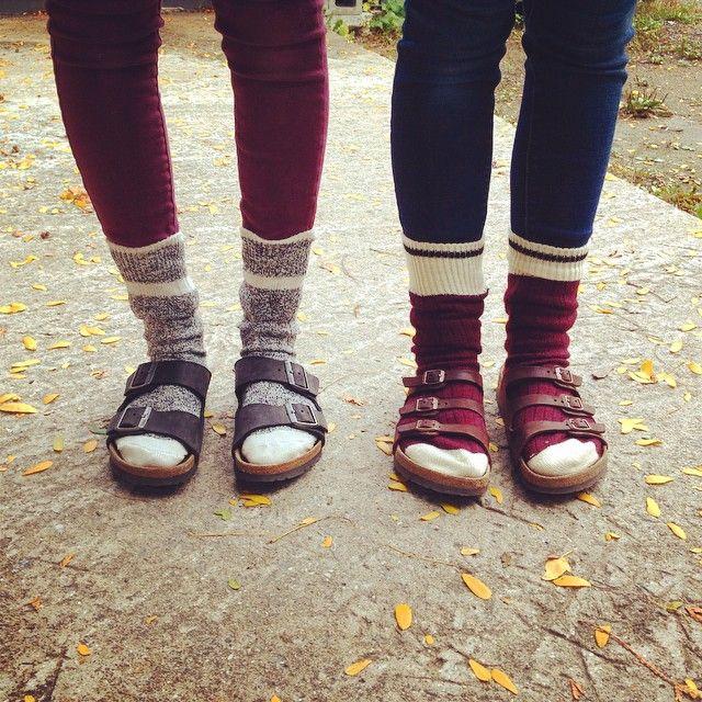 Twin Socks and Birkenstocks, Arizona and Florida