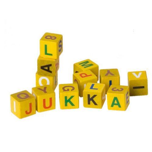 Jukka ABC-palikat #lahjaopas #lahjavinkit #lahjaideat #syntymäpäivälahjat #lapselle http://lahjaopas.info/lahjat/jukka-abc-palikat/