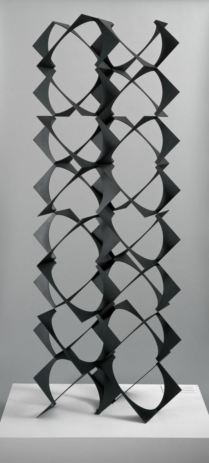 Franz Weissmann - Untitled (Neoconcrete Sculpture) http://www.lainvencionconcreta.org/en/artwork/76/