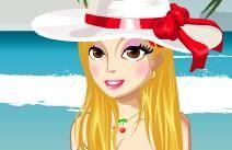 plaj kızını giydir oyunu oyna - Giysi