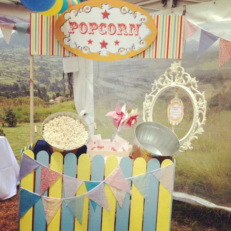 Popcorn Spot - Estacion de Popcorn By MY Group Eventos