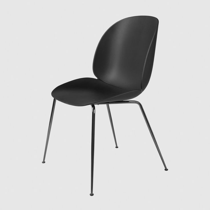 With the introduction of the un-upholstered Beetle Chair, the collection has bloomed into a chair series with unlimited possibilities. The Beetle Chair is no longer only an upholstered chair but also available with a polypropylene plastic shell, giving it a lighter expression with notable durability at a lower price point. The chair's subtle matte texture offers a soft tactility where its outstanding sitting comfort is obtained. Thanks to the wide spectrum of colour and base options, the…