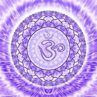 CHAKRA CORONÁRIO - NOME SÂNSCRITO - SAHASRARA - sétimo e último chakra é localizado bem no centro de nossa cabeça, é nosso laço com as forças superiores, o nosso canal divino que sempre busca a paz. Quando este chakra está bem sua energia é como uma cascata derramando-se por todo o corpo, muito lindo. Quando em equilíbrio proporciona a consciência cósmica, sabedoria e inspiração. Quando em desequilíbrio proporciona a desmotivação, depressão, desânimo e o bloqueio.