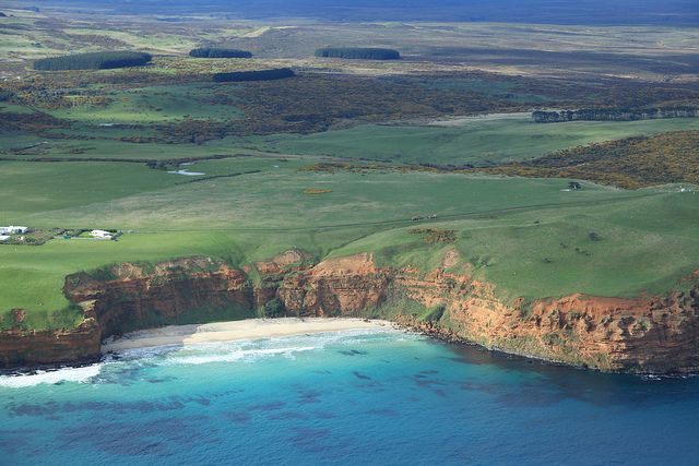 Chatham Islands New Zealand by eriagn, via Flickr