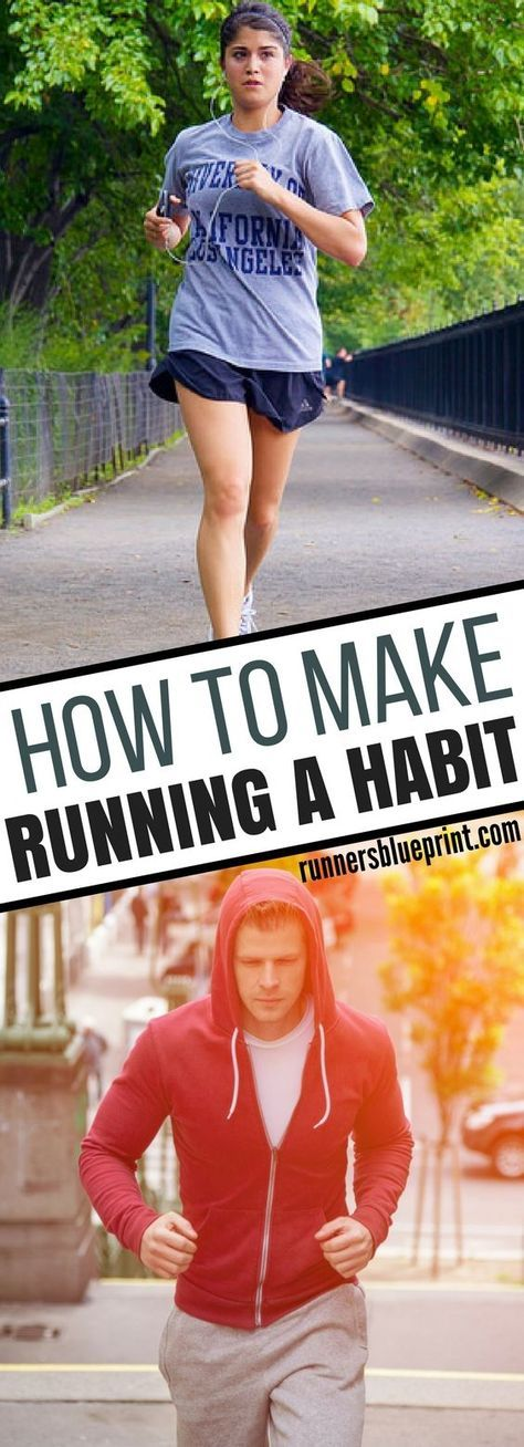The 11 Steps for Making Running a Habit for Life With that said, just because we humans are creatures of habits, developing and maintaining healthy habits—especially the running habit—is no easy feat. But fret no more. Today you're going to learn some valuable lessons to help you turn your existing running routine into a habit. http://www.runnersblueprint.com/making-running-a-habit-simple-steps/