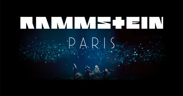 RAMMSTEIN: PARIS, a concert-film by Jonas Åkerlund, will screen in selected cinemas across the world on 23rd March 2017! Screening dates for Germany, Austria, Switzerland are March 23rd, 24th and 29th, 2017.   Tickets are on sale at www.rammstein-paris.com