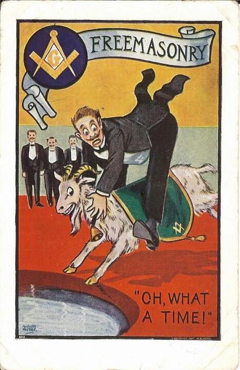7 Best Masonic Cartoons Images On Pinterest Freemasonry