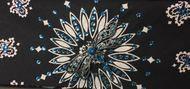 $32 FREE SHIPPING, motorcycle bandana. Am made with Swarovski crystals. Dragonfly motorcycle bandana http://gobrazen.com/bandana-dragonfly-blue-on-black/