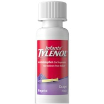 Infant Tylenol recall - dosage issue.  http://www.sunny985.com/cc-common/news/sections/newsarticle.html?feed=104777&article=9776385