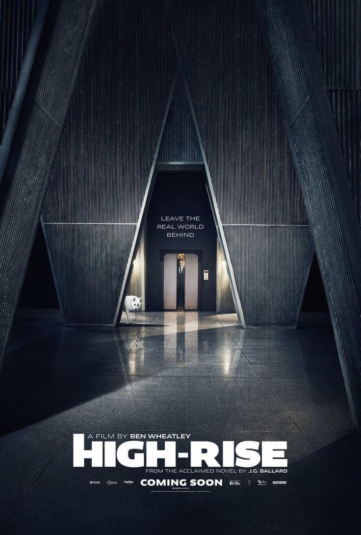 High-Rise Movie Poster 3