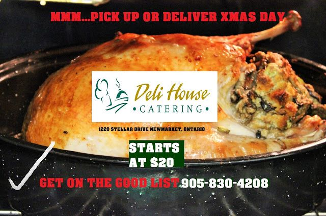 TP Entertainment and Productions: Cater Xmas Dinner - Get On The Good List