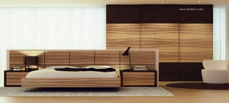 Uno de nuestros conjuntos para el #dormitorio de estilo moderno. #deco