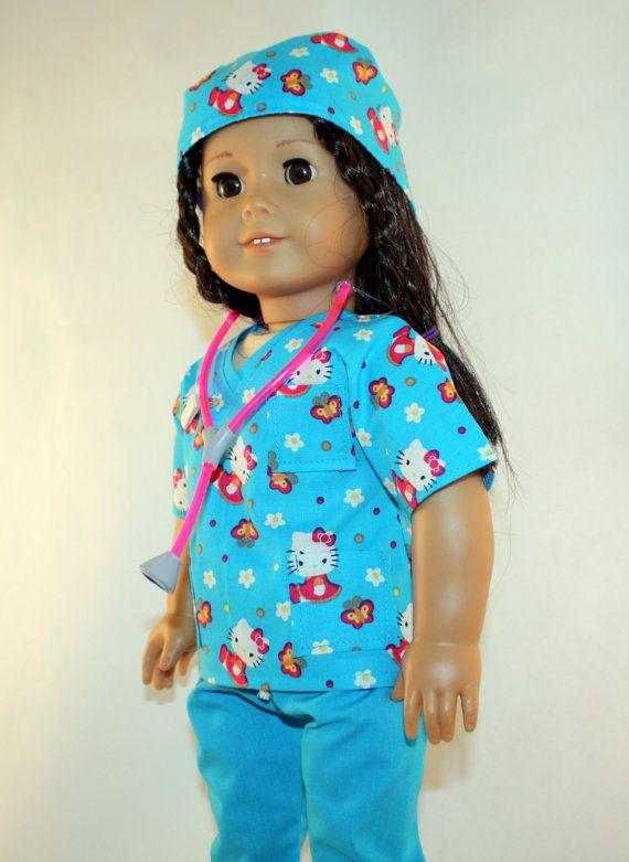 110 Best Images About Ag Doll Medical Nurse Doctor Or