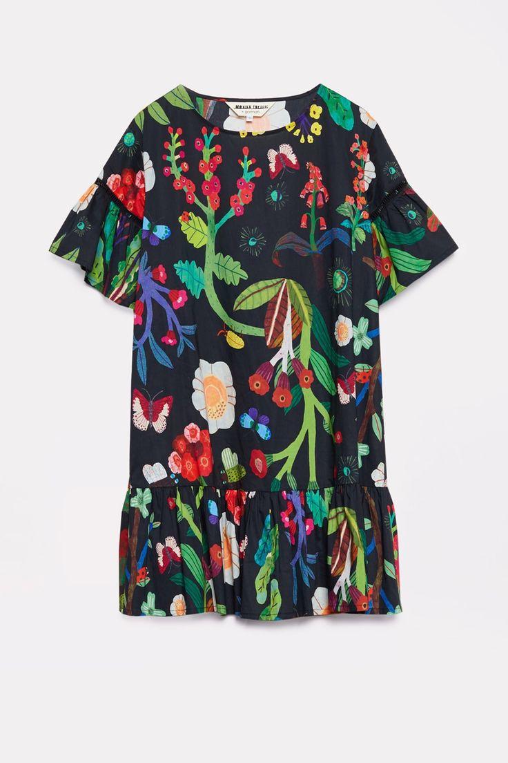 Gorman - Garden Ruffle dress - monika forsberg - SS17