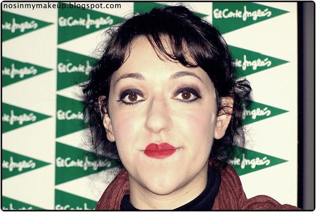 NOSINMYMAKEUP: Taller de Maquillaje Años 20 y 30: Sephora, El Corte Inglés y Casa Lis