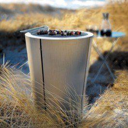Barbecue à Charbon de Bois