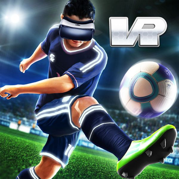 Download IPA / APK of Final Kick VR  Virtual Reality free soccer game for Google Cardboard for Free - http://ipapkfree.download/8310/
