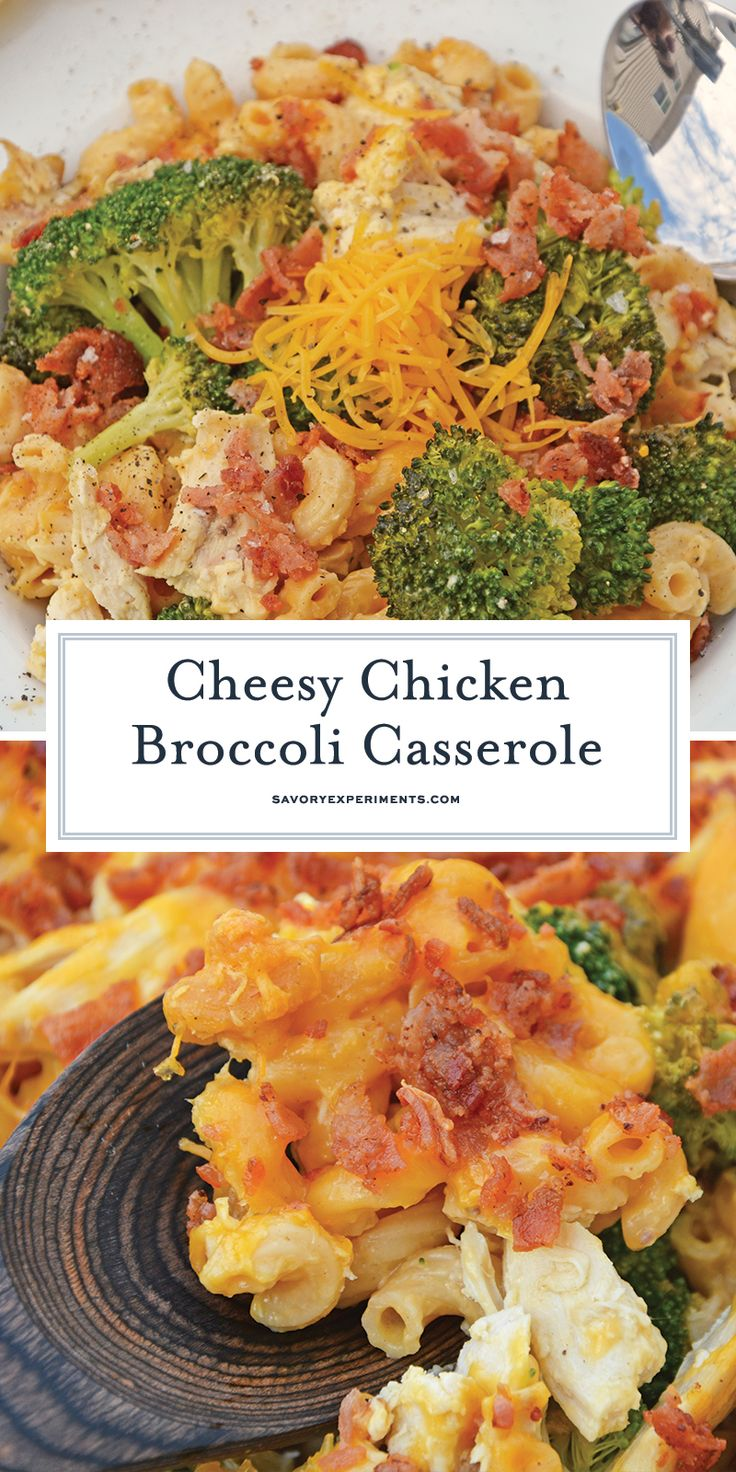 This Chicken Broccoli Casserole Will Be Your New Go-To -2823