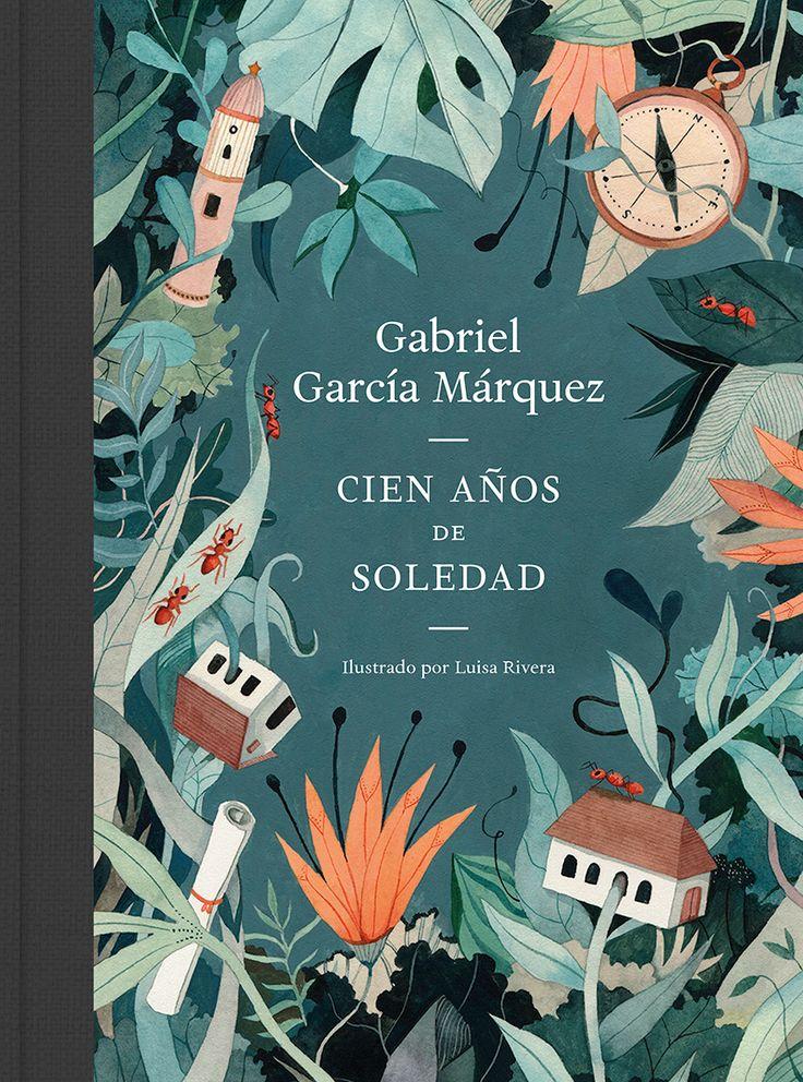 "Popatrz na ten projekt w @Behance: ""Cien Años de Soledad | Client: Penguin Random House"" https://www.behance.net/gallery/52331143/Cien-Anos-de-Soledad-Client-Penguin-Random-House"
