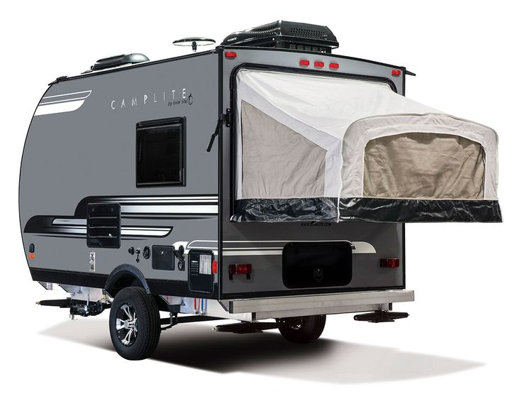 Camp Lite Travel Trailers >> 2018 Livin' Lite CampLite CL11FK Travel Trailer Exterior ...