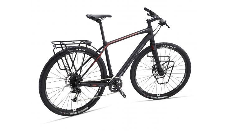 Giant ToughRoad SLR 1   fitnessbike rood/zwart