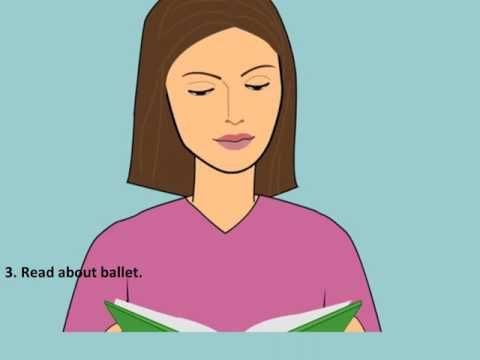 How to Learn Basic Ballet Moves