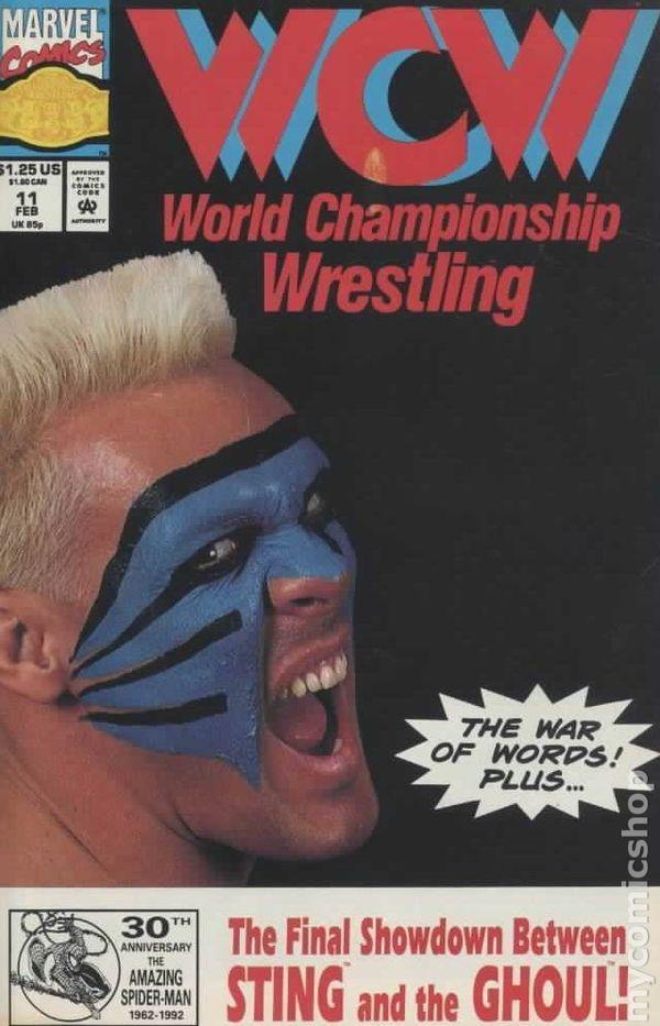 WCW World Championship Wrestling (1992) 11