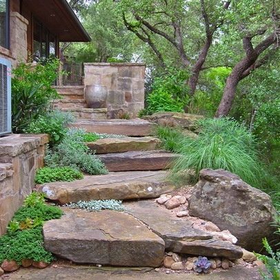 slope landscaping design ideas pictures remodel and decor page 6 rock garden