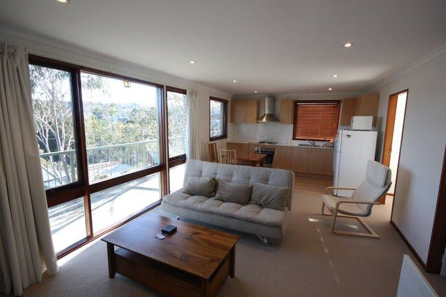 Private Veranda - Views to Lake and Mountains: Snowy Mountains Retreat in Jindabyne