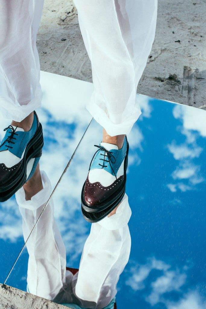 Latvian footwear brand INCH2, based in Riga - simply amazing shoes!