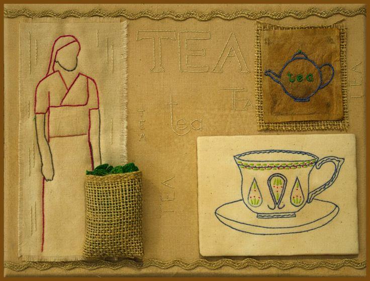 Tea-picking in Sri Lanka
